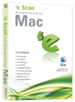 <p> 	eScan Anti-Virus Security for Mac is a security solution designed exclusively for Apple Macintosh machines running Mac OS X, keeping in mind the drastically increasing cyber threats and the security needs required for their defense. It provides real-time protection to PCs based on Mac platform against Viruses, Spyware, Adware, Rootkits, Botnets, Keyloggers, and other security threats.</p>